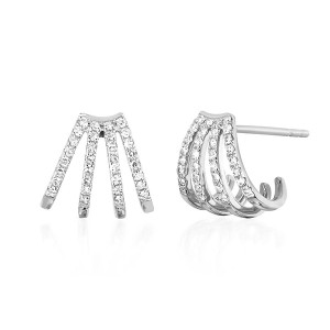 Factory Free sample Small Ear Hoops Earrings -